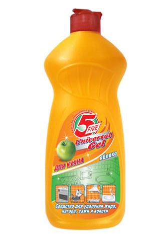 Универсальное средство для кухни - Яблоко 5 Five