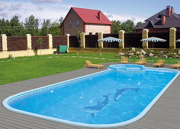 Комплектующие к бассейнам