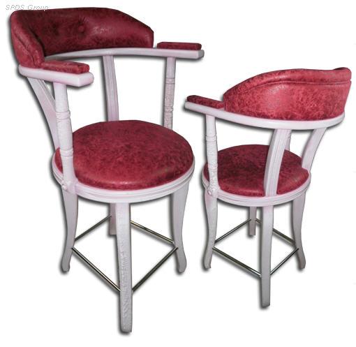 Купить Стулья деревянные W-09, стул с подлокотником для казино, кафе, бара, ресторана