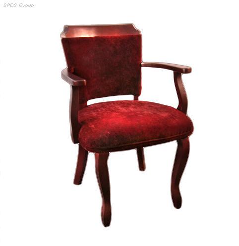Купить Кресла клубные, кресло деревянное W-04, кресло для ресторана, кафе, казино, игровых заведений