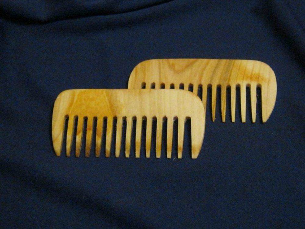 Гребешок для волос №3