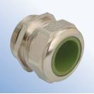 Латунные кабельные вводы Progress EMC с контактной гильзой для высокотемпературного применения, Арт. № 1080.13.91.110