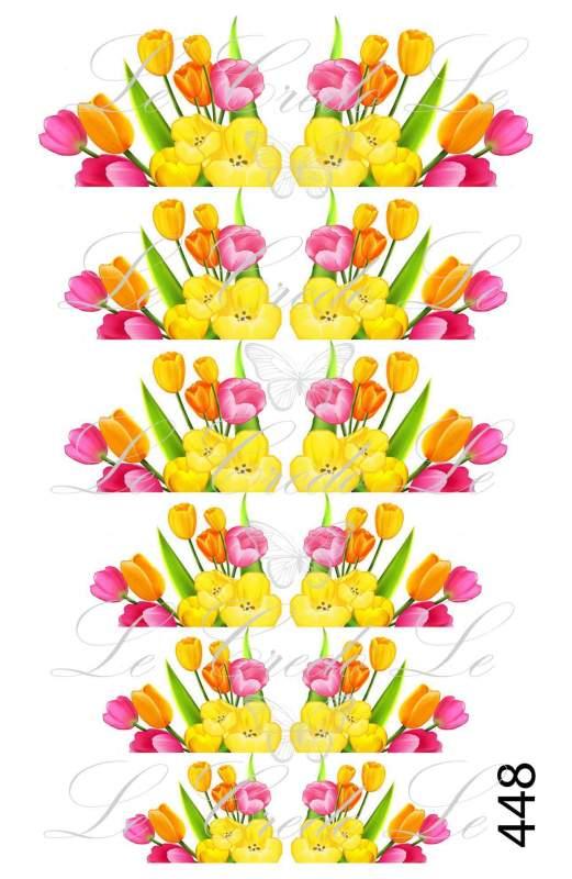 Buy Slider - design for nails No. 448