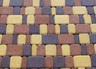 """Купить Старый город серый, толщина 40 мм, тротуарная плитка, ППК """"Тротуар-стиль дизайн"""""""