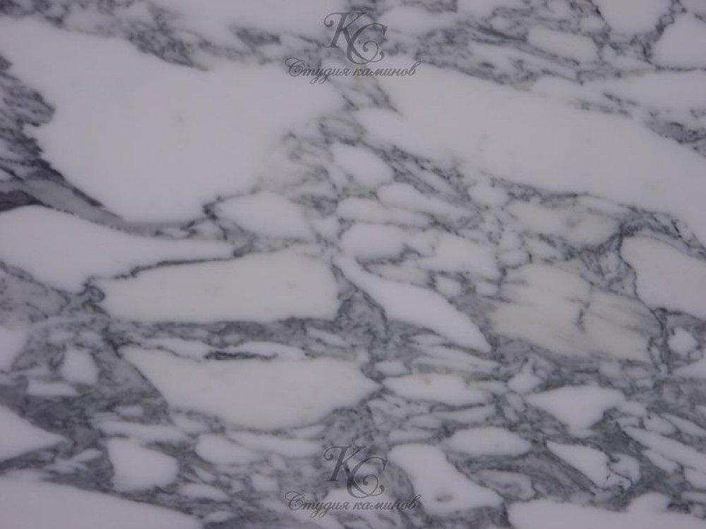 Мрамор бело-серый Calacatta (Калакатта)