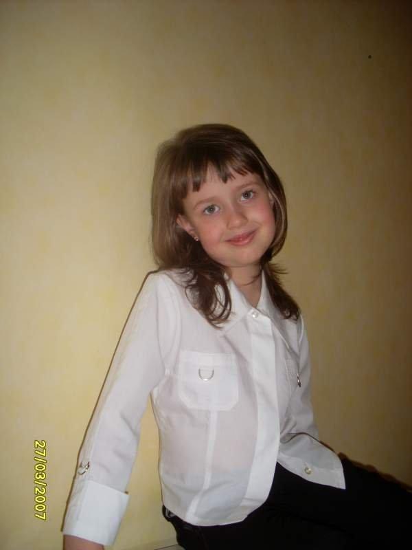 Блуза-Сорочка шкільна для дівчинки купити в Дніпро 47c3be66130a9
