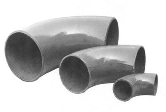Купить Отвод стальной эмалированный Ду65