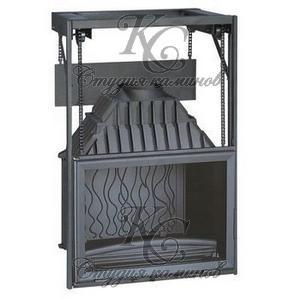 Топка каминная Invicta 700 Grande Vision + подъем двери Ref. 6876-44