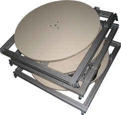Купити Стіл поворотний для верстата фігурного різання пінопласту