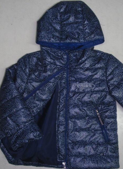 Куртка для мальчика, плащевка