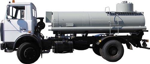 Автоцистерна  АЦНГ-8-533702