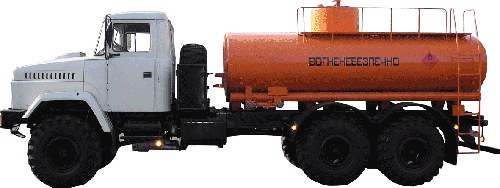 Автоцистерна  АЦ-10-6322
