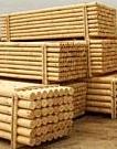 Купить Колья деревянные оцилиндрованные
