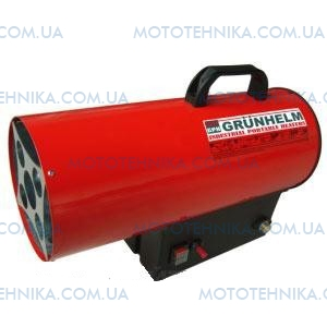 Gas heater of Grunhelm GGH-15