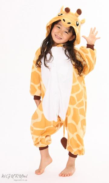 Детская пижама кигуруми жираф купить в Киеве e0adbd70e28c9