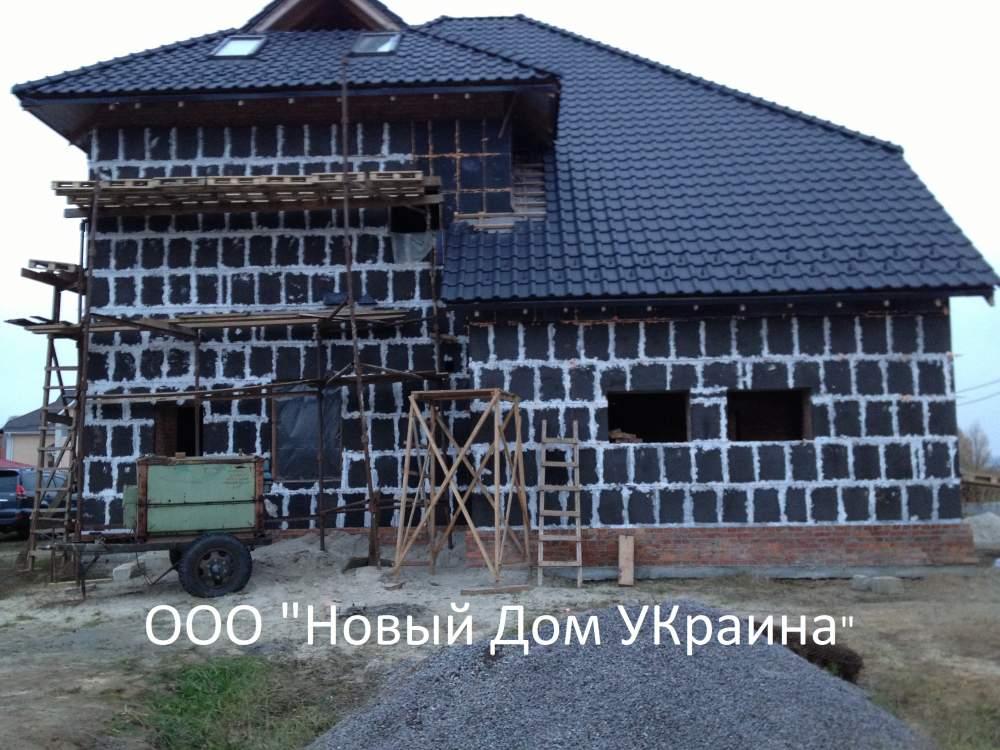 Пеностекло для строительства