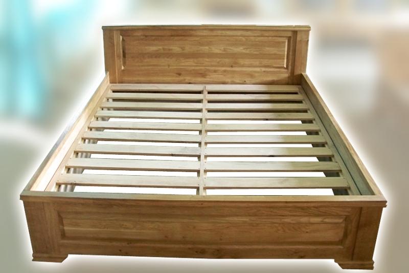 Купить Кровати двуспальные из дерева