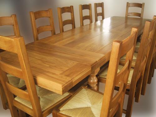 Купить Столы деревянные из дуба