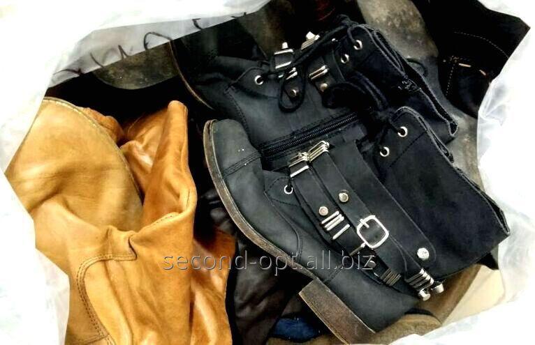 Обувь осень-зима секонд-хенд из Англии