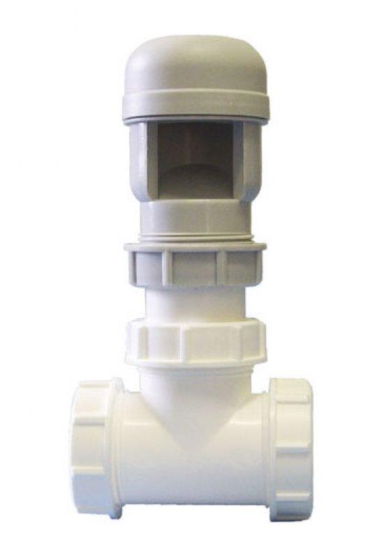 HL904Т Вентиляционный воздушный клапан DN40 с Т-образным соединением