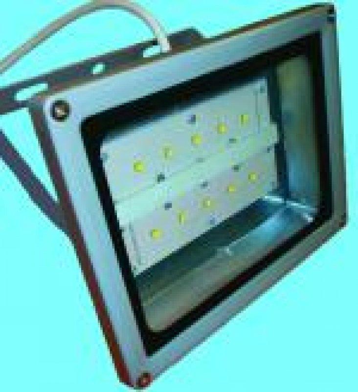 Купить Прожектор Светодиодный POWER LED10XTE-XPG/ 5000K-28W