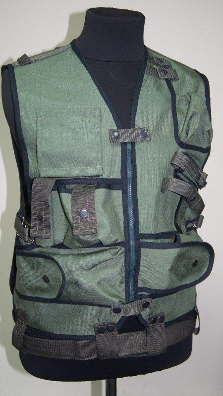 Buy The vest is unloading. The vest is tactical