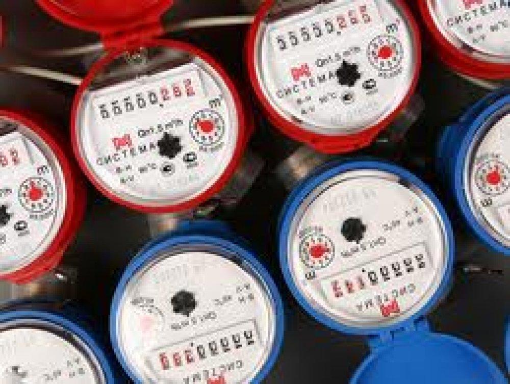 Купить Счетчик воды JS-1.6 (ГВ) Dn15 одноструйный серии SMART (с антимагнитной обработкой)[