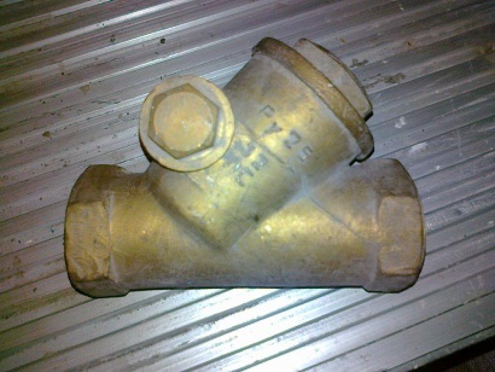 Клапан 19б4бк  (ВИЛН 494412) Ду15  Ру25