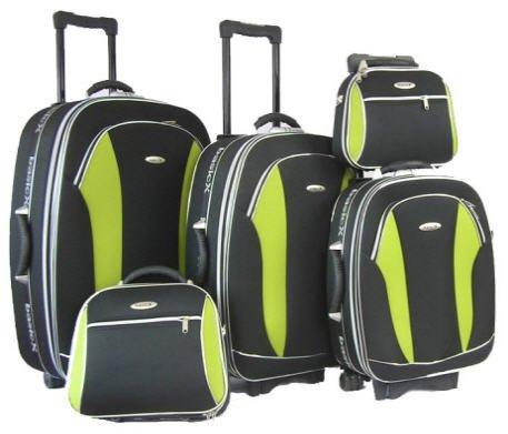 098614554302 Набор дорожных сумок «BasicX» 5-в-1 купить в Киеве