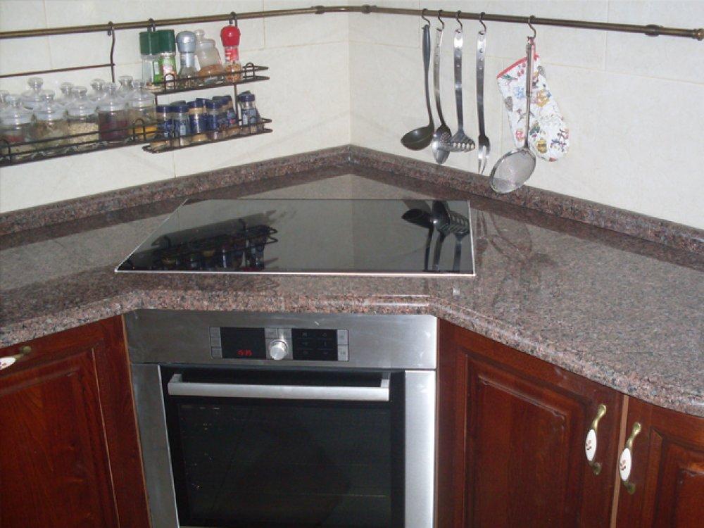 Купить Столешницы для кухни из мрамора и гранита под заказ