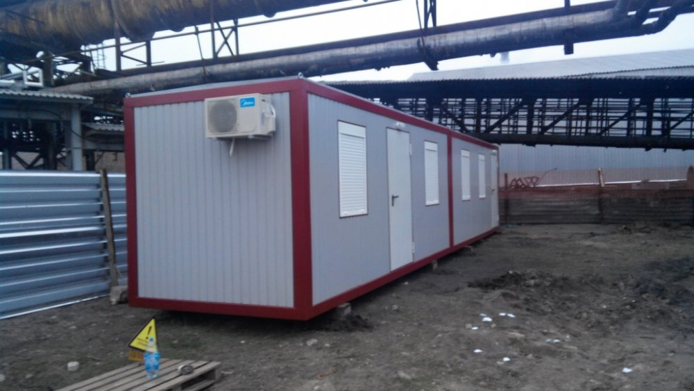 Modular Buildings From Module Containers From The Modulex Company
