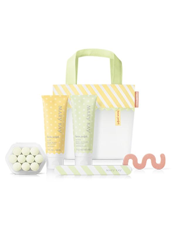 Купить Педикюрный набор «Лимонное парфе»