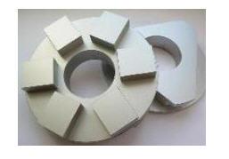 Купить Алмазные фрезы по бетону комплект 6 шт 1800грн