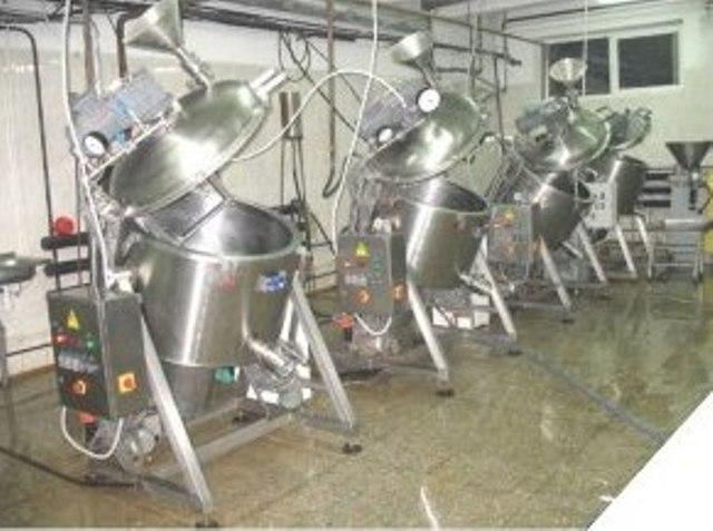 Купить Котлы-плавители для плавленного сыра