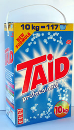 Купить Стиральный порошок TAiD professional 10 кг 117 стирок