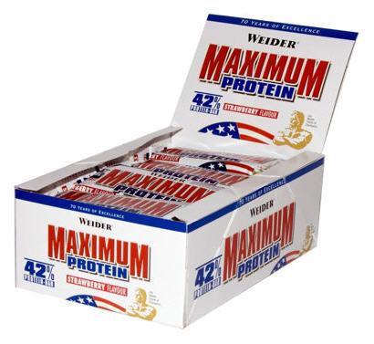 Купить 42% Maximum Protein Bar 16х100г