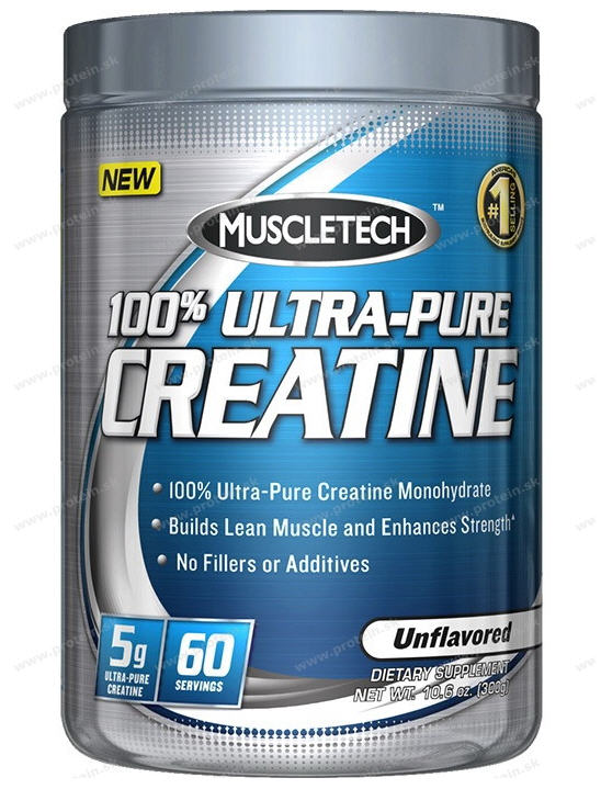 100% Ultra-Pure Creatine Powder 300г