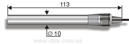 Ионоселективный электрод нитратный ЭЛИС-121NO3
