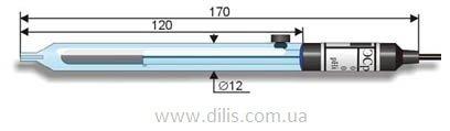 Электрод сравнения ЭСр-10101 вспомогательный