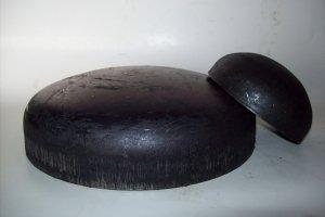 Заглушка стальная ф100