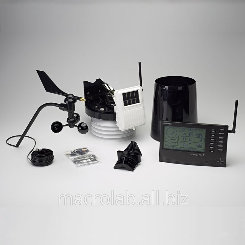 Davis 6152 C Meteostantsiya Vantage Pro2 (Davis Instruments), de cables