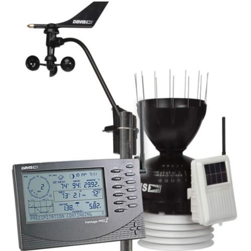 Davis 6152 Метеостанция Vantage Pro2 (Davis Instruments), беспроводная