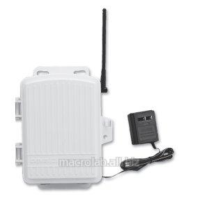Semnal wireless standard Davis statie amplificator 7626 meteo (instrumente de Davis) la o distanţă de până la 300 m este alimentat de la reţea.