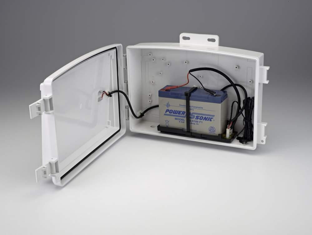 Купить Davis 6612 Усиленный блок питания на солнечной батарее для консоли управления метеостанции (Davis Instruments) и Weather Envoy8X
