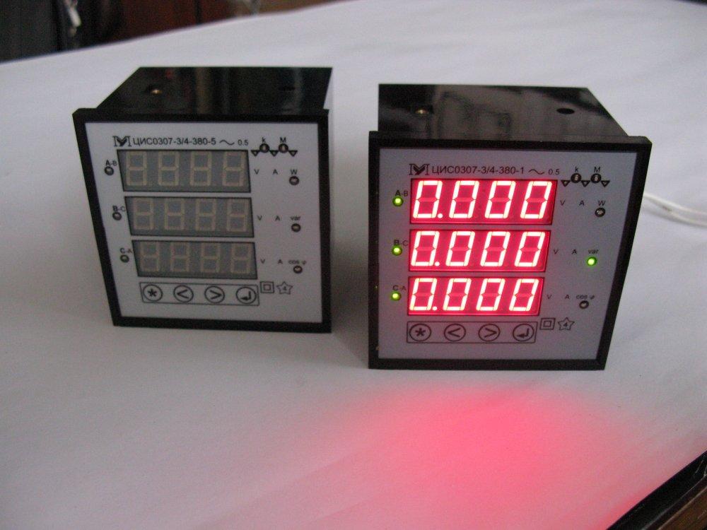 Buy Panel board digital multifunction TsIS0307 network meters