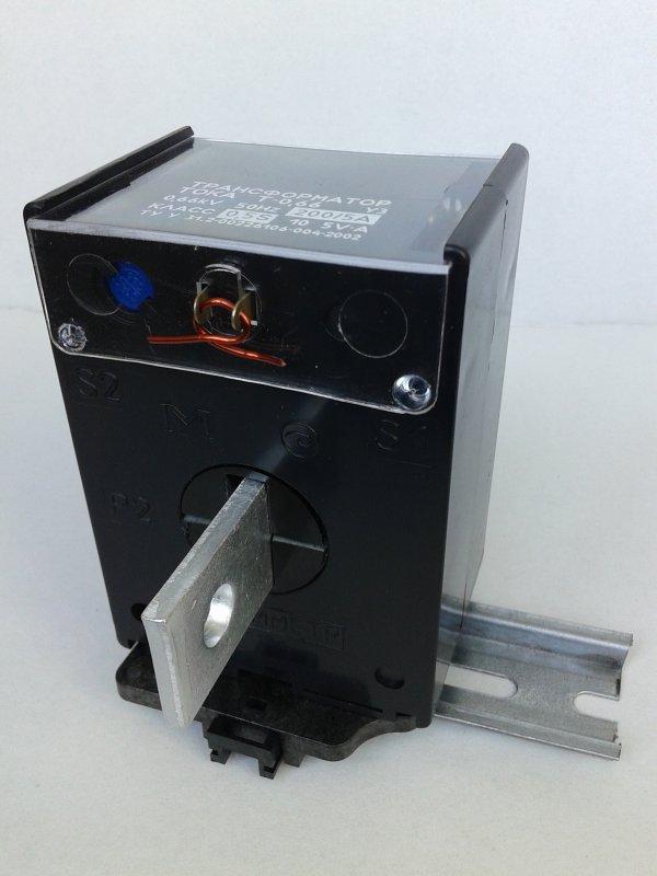 Трансформаторы тока ТШ-0,66 с креплением на DIN-рейку !!!