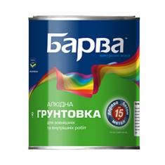 Купить Отделочные материалы, Лакокрасочная продукция и шпаклёвки, Продукция ТМ «Барва», Грунтовка