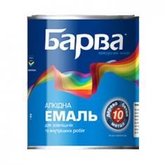 Купить Отделочные материалы, Лакокрасочная продукция и шпаклёвки, Продукция ТМ «Барва» Эмаль