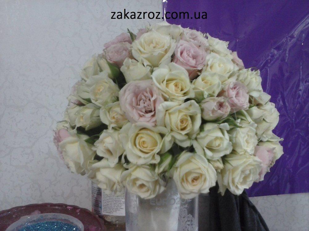 Букеты для свадьбы донецк
