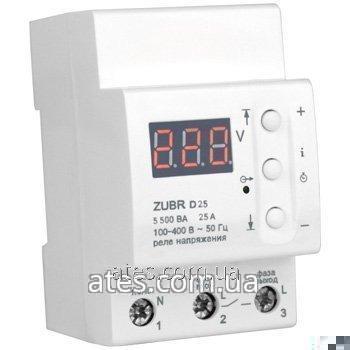 Защита от перенапряжения ZUBR D63t